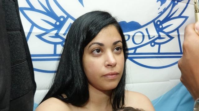 La sicaria venezolana Francis Angelica Herrera