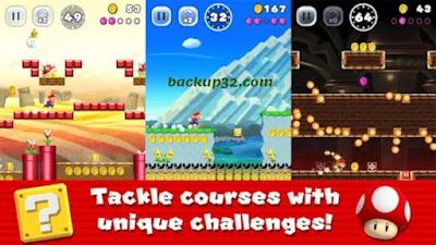 Download Super Mario Run Mod APK for free
