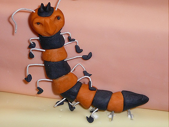 james and the giant peach centipede - photo #8