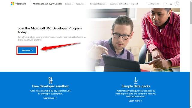 Cách đăng ký Office 365 miễn phí tự gia hạn từ Microsoft
