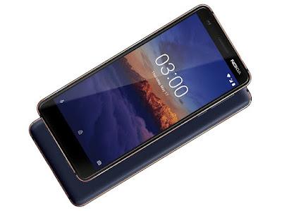 HMD Nokia 3.1