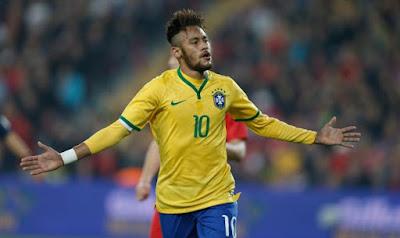 Neymar Anhela el oro en casa