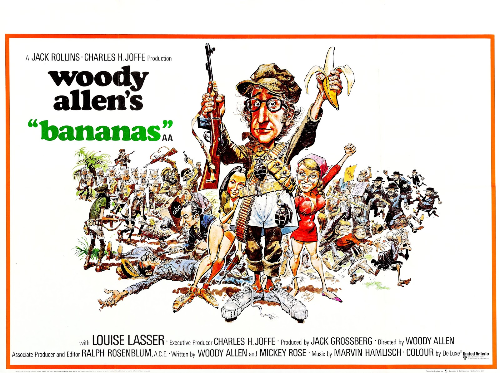 50 cosas que quizás no sabías de las películas de Woody