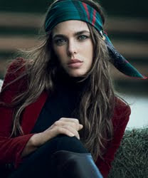 Gucci extends relationship with Charlotte Casiraghi