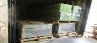 Packing Domus dalam Kontainer