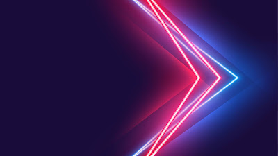 HD Wallpaper Blue Red Bright colors