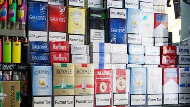 المهدية : حجز 7000 علبة سجائر واقتراح سحب رخصتي تزويد