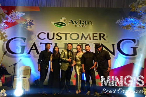 Mc Bali - Gathering Avian Brands 06 Oktober 2018