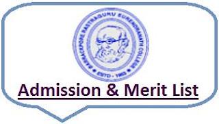 BRSNC Merit List