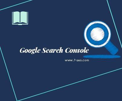 احترف  مشرفي المواقع جوجل    google search console