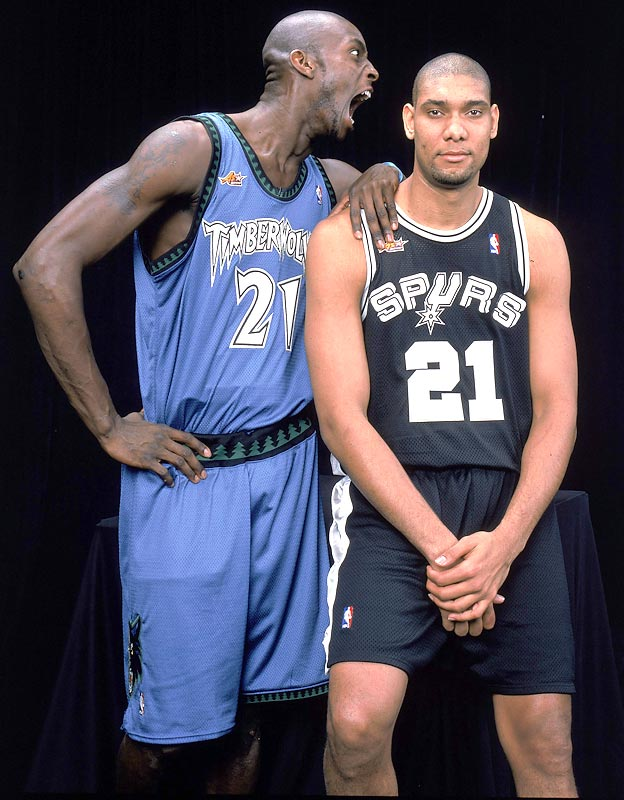 Duncan and Garnett to team up? / Pietrus wants to come ...