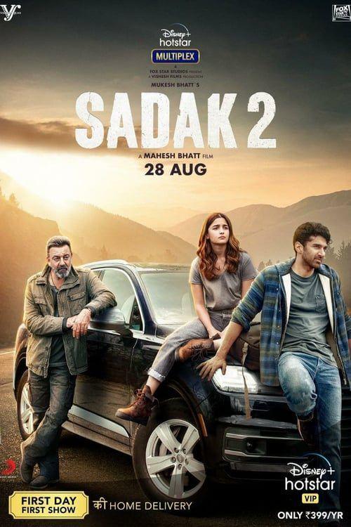 Sadak 2 2020  Hindi Full Movie WEB-DL.mp4 (409 Mb)