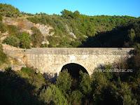 Most Franjo Josip II, Ložišća, otok Brač slike