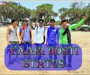 Yaari Dosti Attitude    Royal dosti status in hindi    Sachi dosti status in hindi