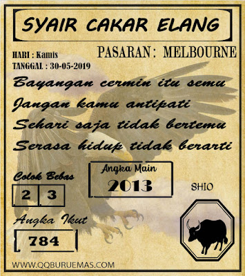 SYAIR MELBOURNE 30-05-2019