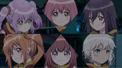 Release the Spyce Episode 12 [END] Subtitle Indonesia