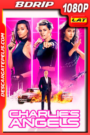 Los Ángeles de Charlie (2019) FULL HD 1080p BDRip Latino – Ingles