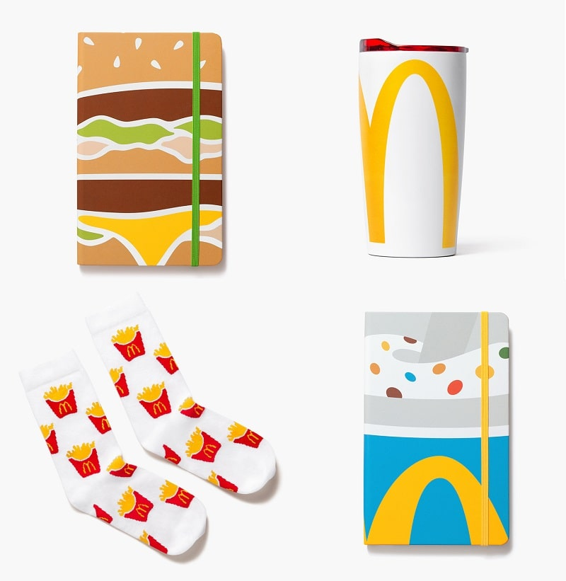 McDonald's Fashion Collection