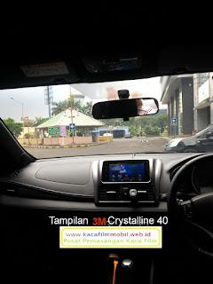 Kaca film mobil Toyota Yaris TRD Murah