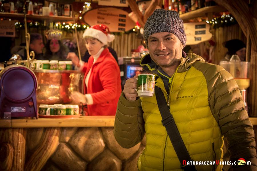 Mercado de navidad de Baden Baden