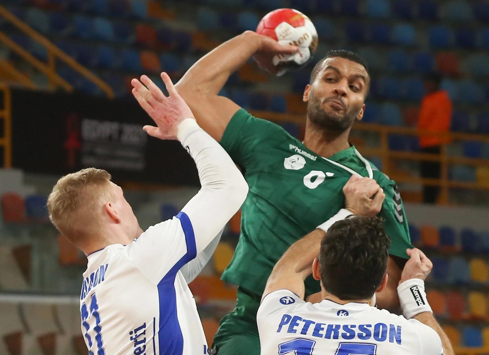 بطولة العالم لكرة اليد: انهزام الجزائر أمام إيسلندا بـفارق عريض
