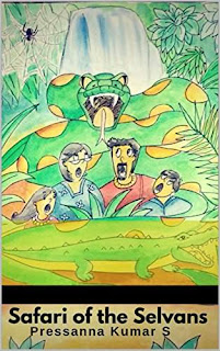 Safari of the Selvans (Adventure & Fantasy Book 1) by Pressanna Kumar S