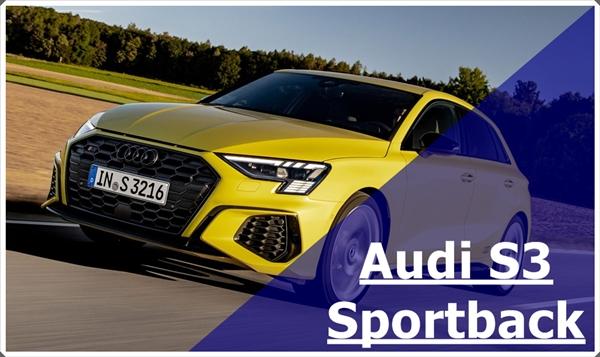 Test drive: Audi S3 Sportback