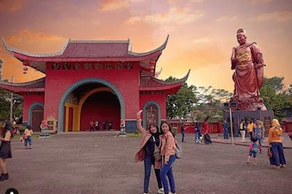 Sam Poo Kong, Tempat Wisata Instagramable 2019 di Semarang