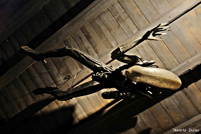 Musée H.R. Giger