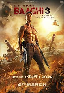 Baaghi 3 2020 Bollywood Movie