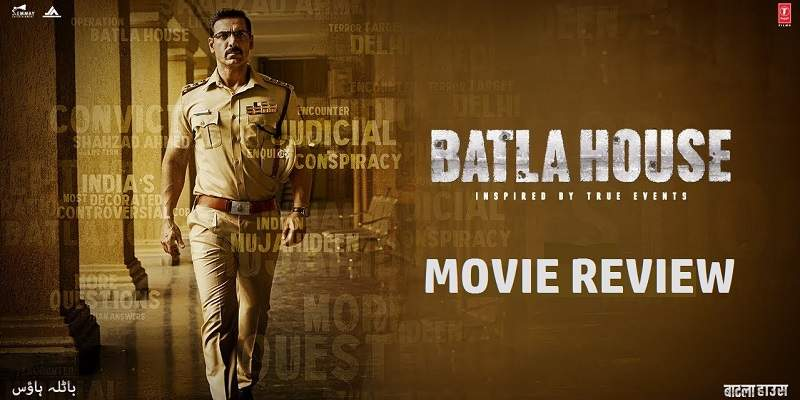 Batla House Movie Poster