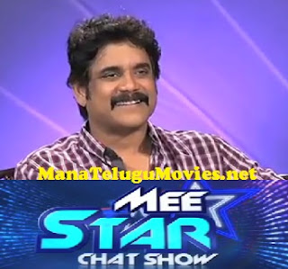Nagarjuna Interview in Mee Star – Pongal Special