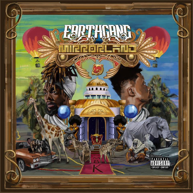 MUSIC: EarthGang -  Tequila Feat. T-Pain