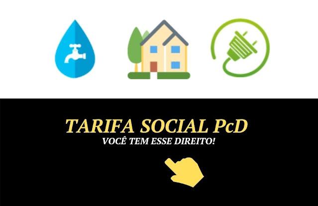 Tarifa social pcd