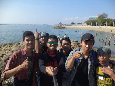 Panta Sanur Bali.