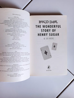 1 The Wonderful Story Of Henry Sugar & Six More