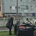 На Броварському проспекті водій автомобіля Honda не впорався з управлінням: обійшлося без жертв