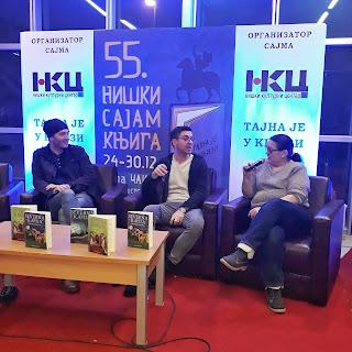 Miloš, Danijel i Snežana