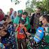Hilangkan Trauma Akibat Banjir, Danrem 162/WB Gelar Trauma Healing Warga Korban Banjir