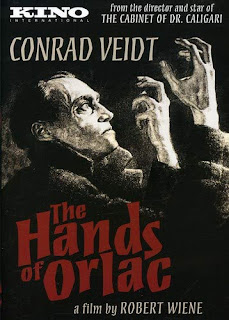 Lisa reviews body horror classic film The Hands Of Orlac