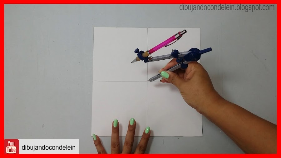 clases gratis de dibujo; dibujo técnico; Delein Padilla; dibujando con delein; pentagono; dibujo fácil; ideas para dibujar; diy; tutorial; como hacer;