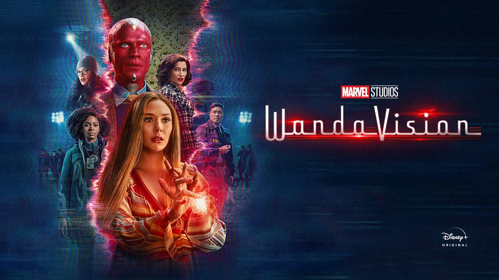 WandaVision (2021) English Disney+ Series Download 1080p WEB-DL