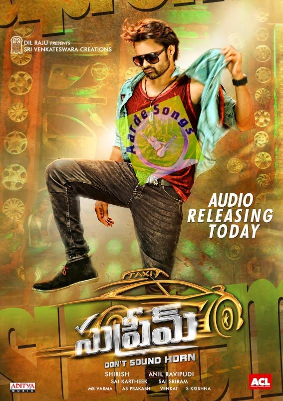 Supreme (2016) Telugu Full Movie Watch Online Free | HighQuality