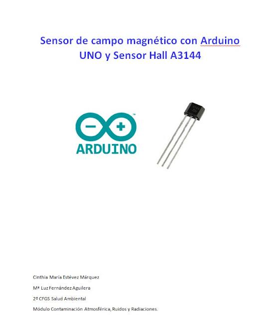 Sensor de campo magnético