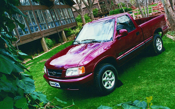 Chevrolet S10 1994 a 1997 - Cabine Simples