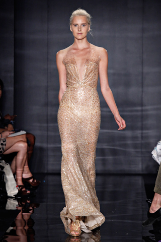 Toya's Tales Spring 2012 Ready to Wear: Highlights from the Reem Acra Show