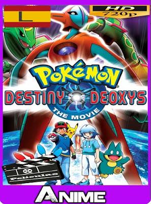Pokemon Película: El Destino Deoxys (2004) latino HD [720P] [GoogleDrive] rijoHD