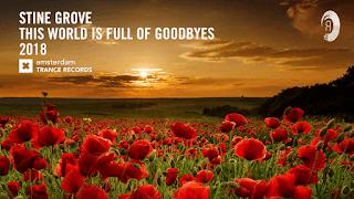 Lyrics This World Is Full of Goodbyes 2018 - Stine Grove