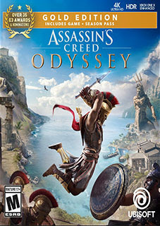Assassins Creed Odyssey Gold Edition (PC) Torrent