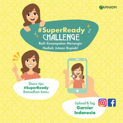 Garnier SuperReady Challenge